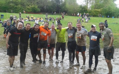 Mudders tough it out to haul in £9k