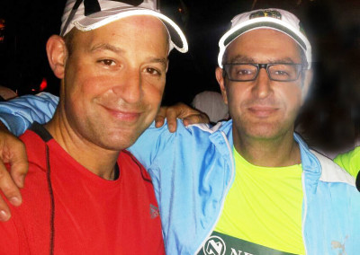 Leon Shelley raises £6,500 for DRF running Comrades Marathon