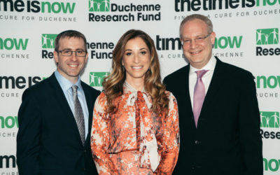 DRF raises £1.2 million to help beat Duchenne