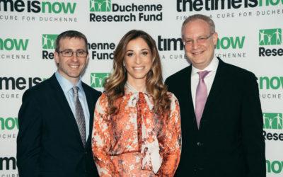 DRF raises £1.2 million to help beat Duchenne
