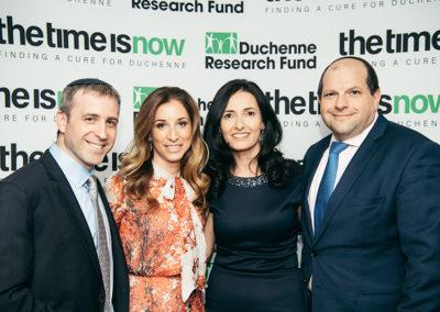 Doron & Kerry Rosenfeld, Chaya & Moshe Langerman
