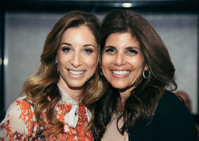 Kerry Rosenfeld and Lauren Breslauer