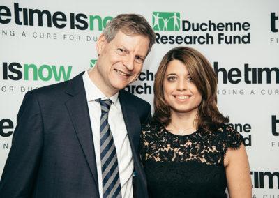 Prof Thomas Voit & Dr Valeria Ricotti