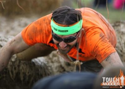 Rich Taylor raises £2,000 in yet another Tough Mudder for DRF