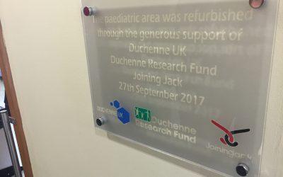 DRF funds Newcastle refurbishment