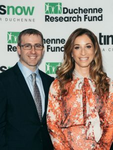 Doron and Kerry Rosenfeld - photo credit Jeremy Coleman