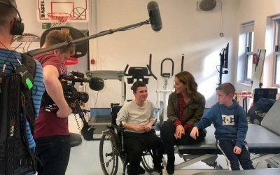 DRF-funded research featured on ITV's Little Heroes