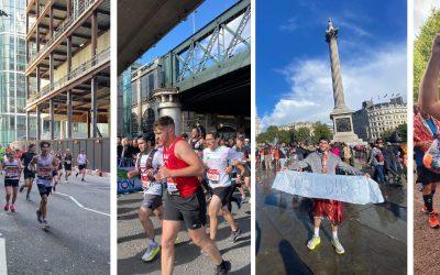 #TeamDRF raise £28,000 in London Marathon